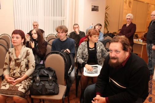 На заседании Челябинского фотоклуба