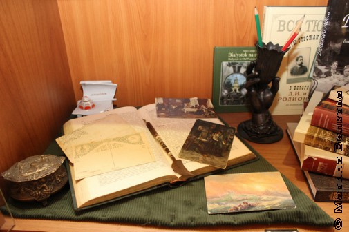 Старый альбом: история в сафьяновом переплёте