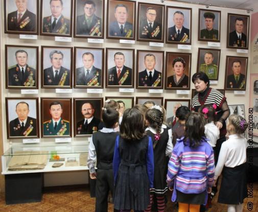 В Сосновском районном историко-краеведческом музее