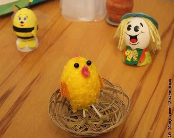 14 октября - Международный день яйца