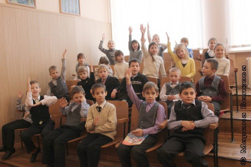Марафоны в 120-ой школе
