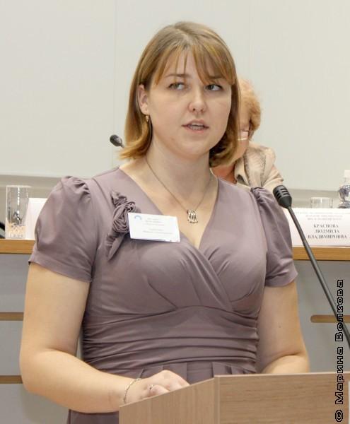 Марина Александровна Тарабухина, методист МУК «ЦДБС»