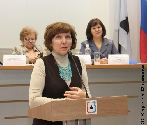Елена Александровна Разборова