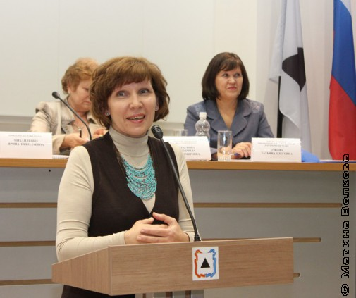 Елена Александровна Разборова, директор МУК «ЦДСБ» Челябинска