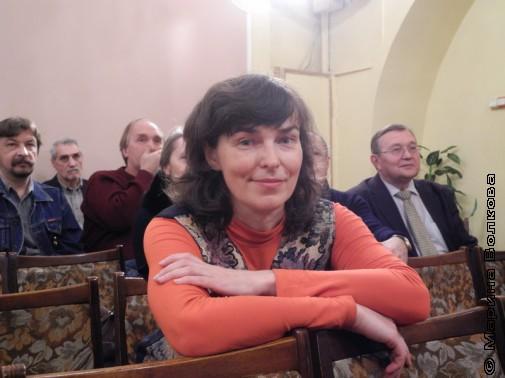 Тамара Феркель