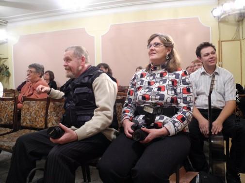 Михаил Богуславский, Ирина Батанина и Александр Сапожников