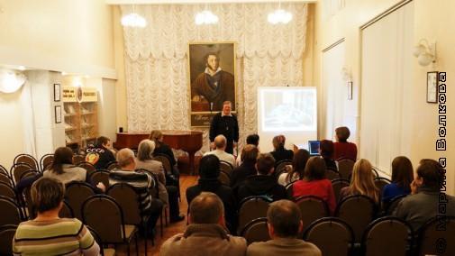 Павел Большаков рассказывает о выставке в Москве