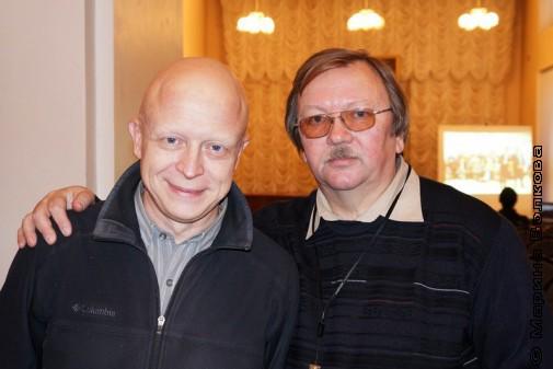 Фотографы Вадим Кукшинов и Павел Большаков