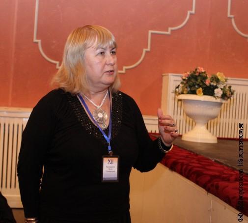 Лола Уткировна Звонарева