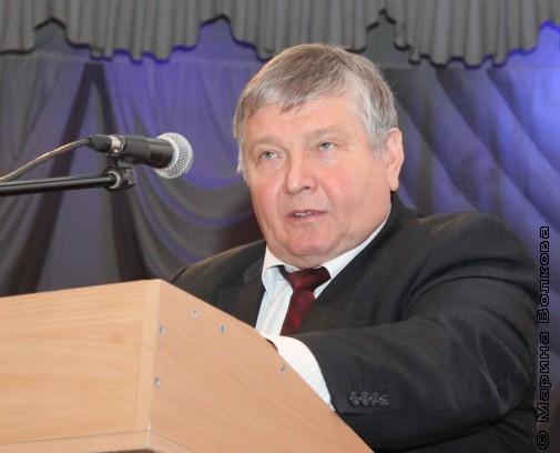 Василий Алексеевич Быковский