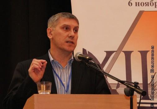 Сергей Валентинович Бузмаков