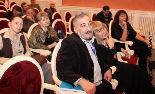 На XII конференции АсПУр