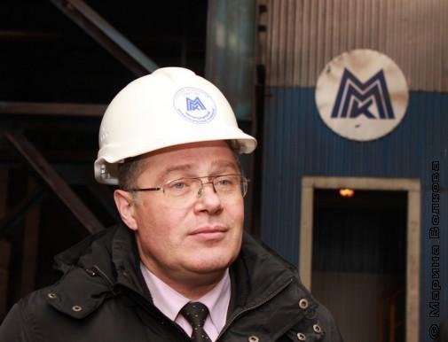 Александр Кердан на ММК