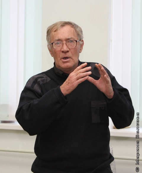 Юрий Фёдорович Ильясов