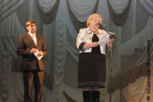 А.А.Логинов и В.Ю.Ерофеева-Тверская объявляют следующего лауреата