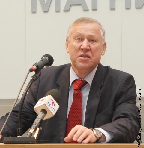 Евгений Николаевич Тефтелев, Глава Магнитогорска