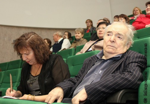 Е.Е.Кулакова и Н.П.Воронов