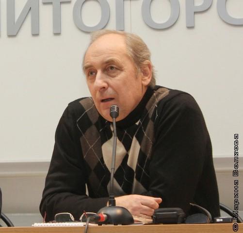 Иванов Геннадий Викторович, первый секретарь правления СП России
