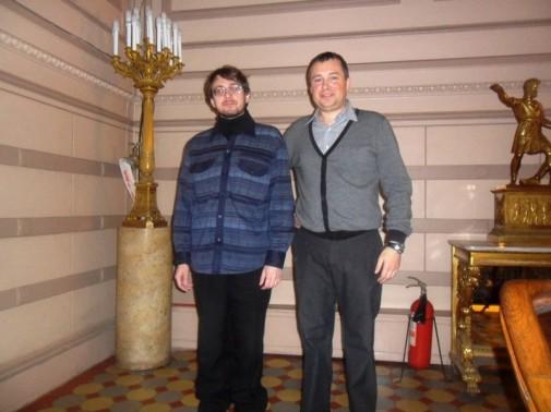 Дмитрий Сиротин , Андрей Сметанин