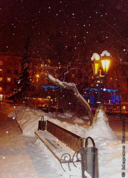 декабрь Ирины Аргутиной