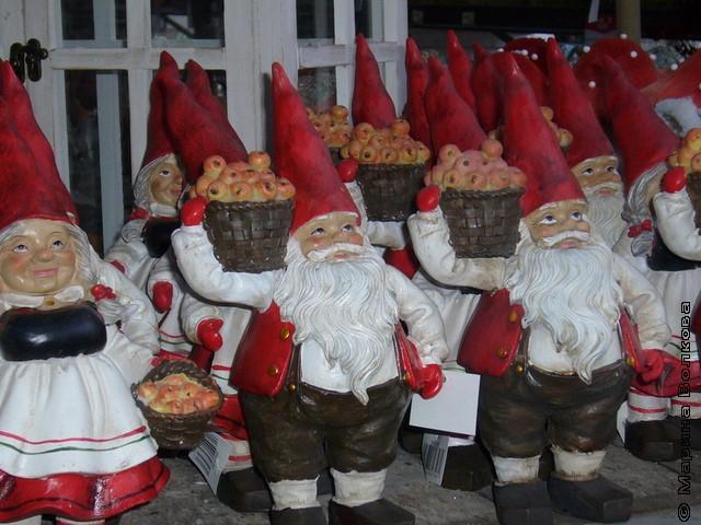Рождественская ярмарка  в Голландии