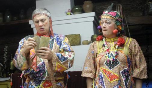 Виктор и Надежда Нагдасёвы