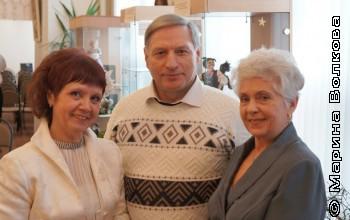 Нина Пикулева, Анатолий Баскаков, Кира Теуш