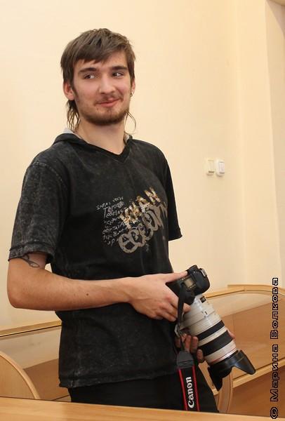 Фотограф Аркадий Антипов