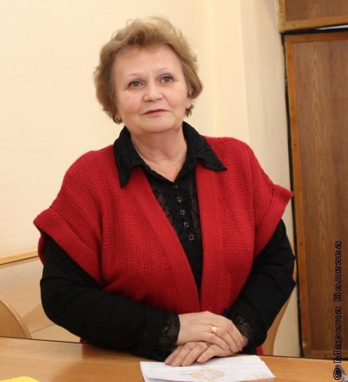 Мария Шаронина