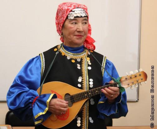 Башкирский ансамбль