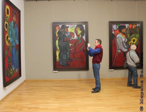 Выставка Зураба Церетели в Челябинске