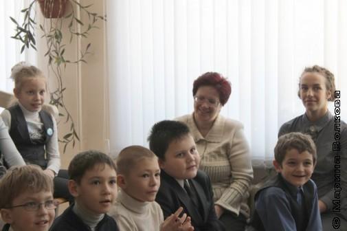 Учителя гимназии № 26