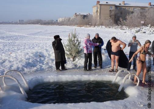 Крещенье на Смолино