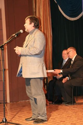 Евгений Касимов, председатель Екатеринбургского отделения СП РФ