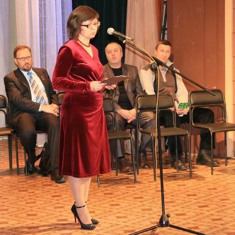 Н.А.Ягодинцева представляет роман лауреата Андрея Юрича