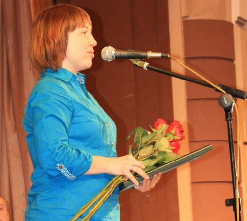 Тамара Михеева, лауреат Бажовской премии-2011