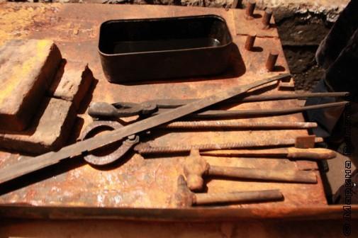 Инструменты для ковки