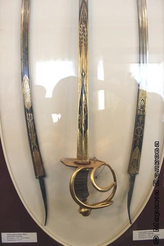Холодное оружие из Златоуста