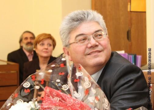 Ректор ЧГАКИ В.Я.Рушанин