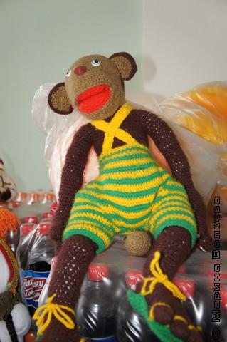 Самодельная игрушка в подарок к Рождеству
