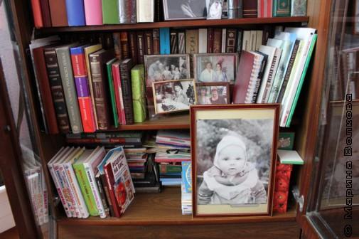 Книги в квартире библиотекаря