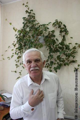Илья Абрамович Герштейн