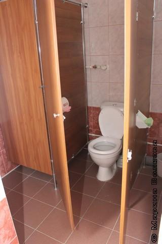 Туалет для девочек