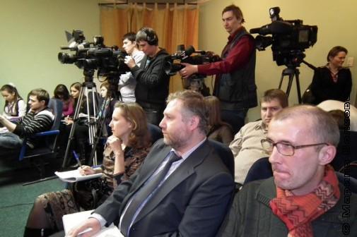 Пресс-конференция по итогам I-ой Южно-Уральской литературной Премии