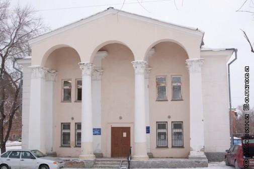 """Библиотечный информационный центр """"Чкаловский"""""""