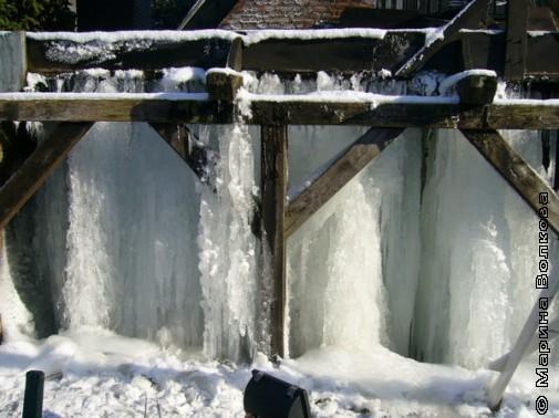 Замёрзшая вода