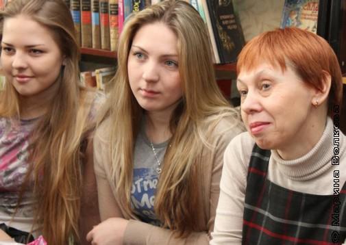 портреты читателей