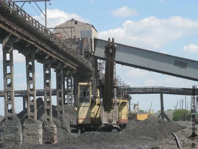 Коркинский уголь