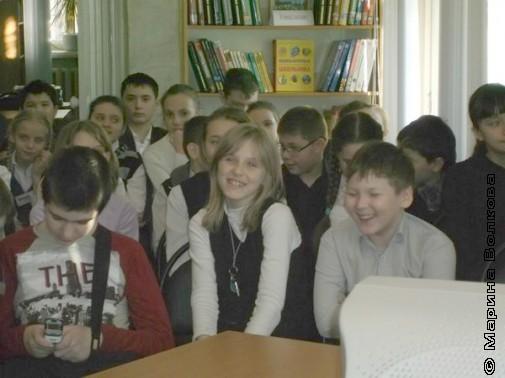 Читательский марафон в библиотеке № 14, Екатеринбург