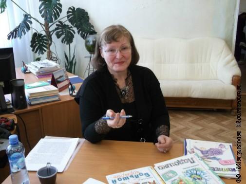 Наталья Крупина в Екатеринбурге